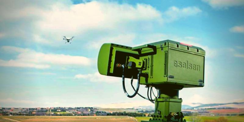 Acar Radarı Kullanıcı Arayüzü Avikon