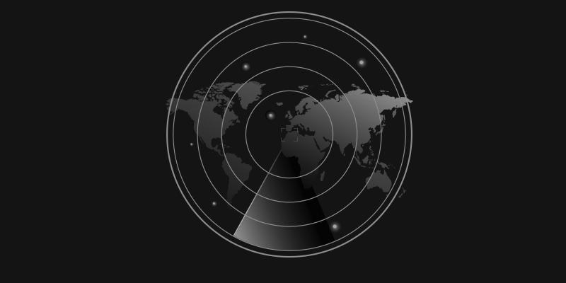 ACAR™ İHA Tespit Radarı Kontrol Arayüzü